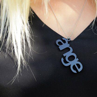 Halsband Ånge - Svart