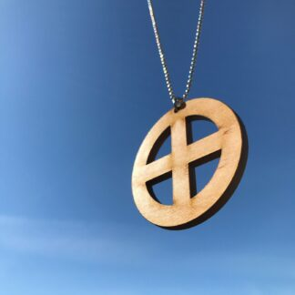 Halsband Earth - Svart