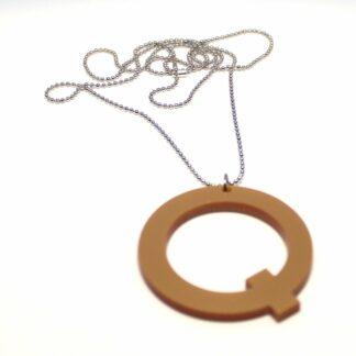 Halsband Q - Svart
